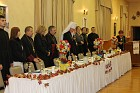 Head table at the 65th Jubilee dinner